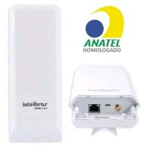 AP CPE Outdoor WOM 5000I - CPE 5 GHz 12 dBi - Intelbras