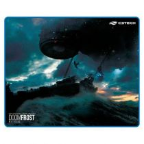 Mouse Pad Gamer Doom Frost 430x350mm Speed MP-G510 - C3Tech