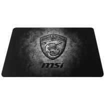 Mouse Pad Gamer Shield 32X22Cm Preto - MSI