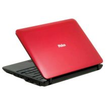 "Netbook LED 10.1"" c/ Intel® Atom Mod.10B-V123LM 2GB 320GB Webcam Vermelho Linux"