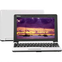 "Netbook Philco 10C2-B123LM com Intel Atom Dual Core 2GB 320GB LED 10"" Linux Bran"