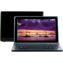 "Netbook Philco 10C2-P123LM com Intel Atom Dual Core 2GB 320GB LED 10"" Linux Pret"