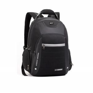 "Mochila para Notebook 15"" Nylon Preto ML14104 - Seanite"