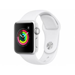 Apple Watch Series Wi-Fi Bluetooth Branco MTEY2BZ/A - Apple