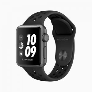 Apple Watch Nike Sport Pulseira Esportiva Cinza - Apple